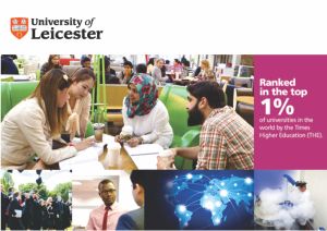 University of Leicester 300 x 212